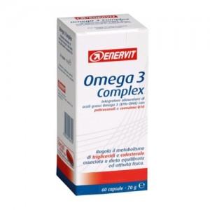Enervit Omega 3 Q10