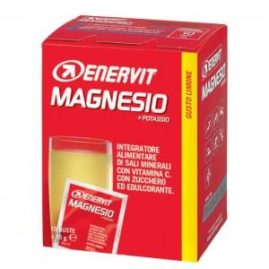 MAISTO PAPILDAS ENERVIT MAGNESIUM SPORT + POTASIUM