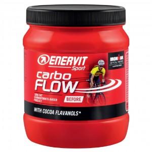 ENERGETINIS PRODUKTAS SPORTININKAMS ENERVIT CARBO FLOW